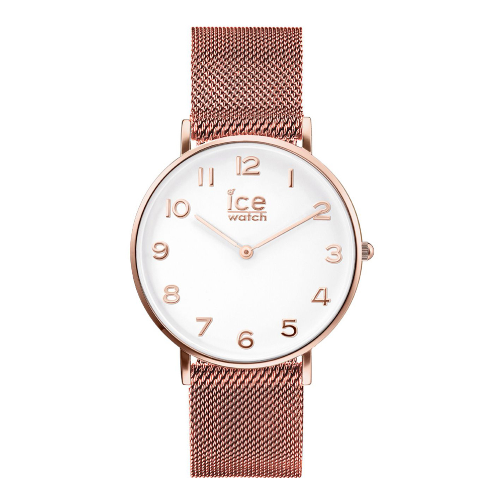 ICE City Milanese 012711 Ladies Watch