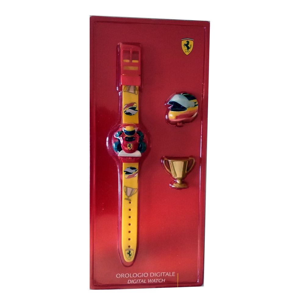 Ferrari 0810001 Kids Watch