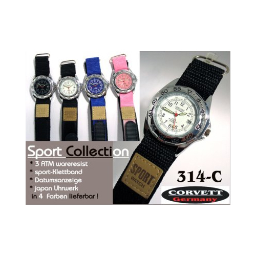Corvett Ladies Watch / Mens Watch CVT-314