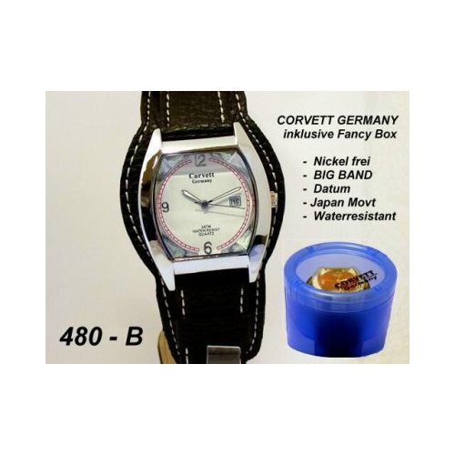 Corvett Mens Watch CVT-480