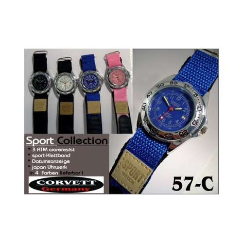 Corvett Ladies Watch / Mens Watch CVT-057