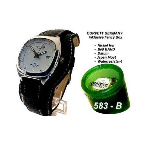Corvett Mens Watch CVT-583