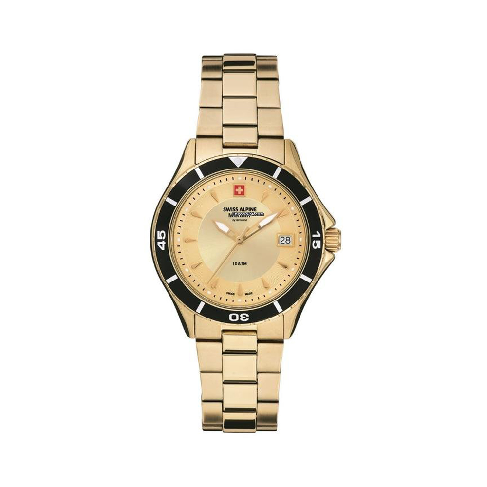 Swiss Alpine Military 7740.1111SAM Ladies Watch
