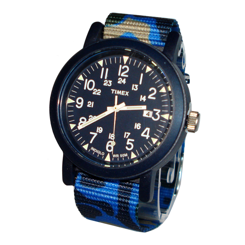 Timex Camper Blue ABT505 Mens Watch