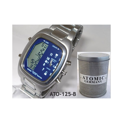 Atomic Mens Watch Chronograph ATO-125