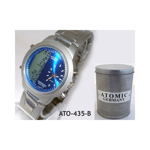 Atomic Mens Watch Chronograph ATO-435