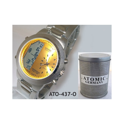 Atomic Mens Watch Chronograph ATO-437