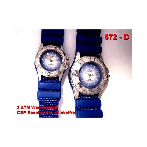 Corvett Ladies Watch / Mens Watch CVT-672