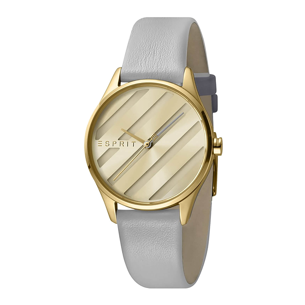 Esprit ES1L029L0025 E.ASY Gold Champagne Ladies Watch
