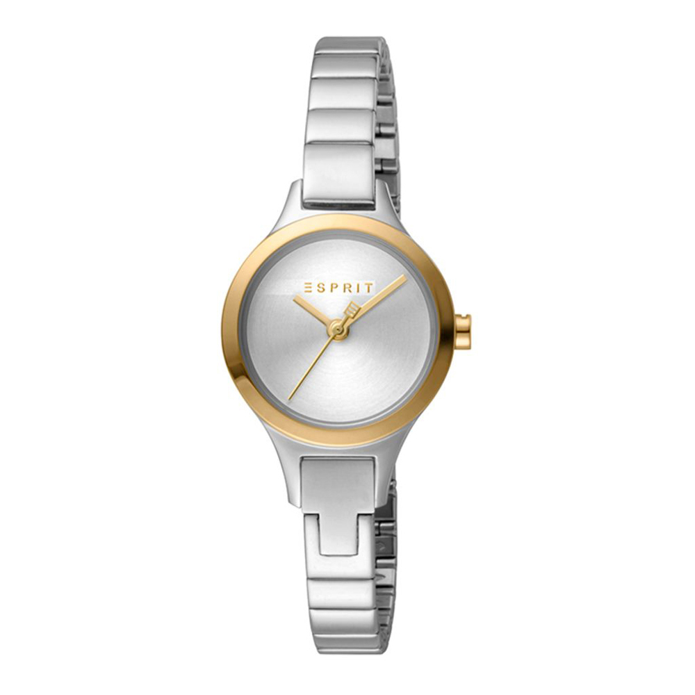 Esprit ES1L055M0045 Petite Silver Gold TT Ladies Watch