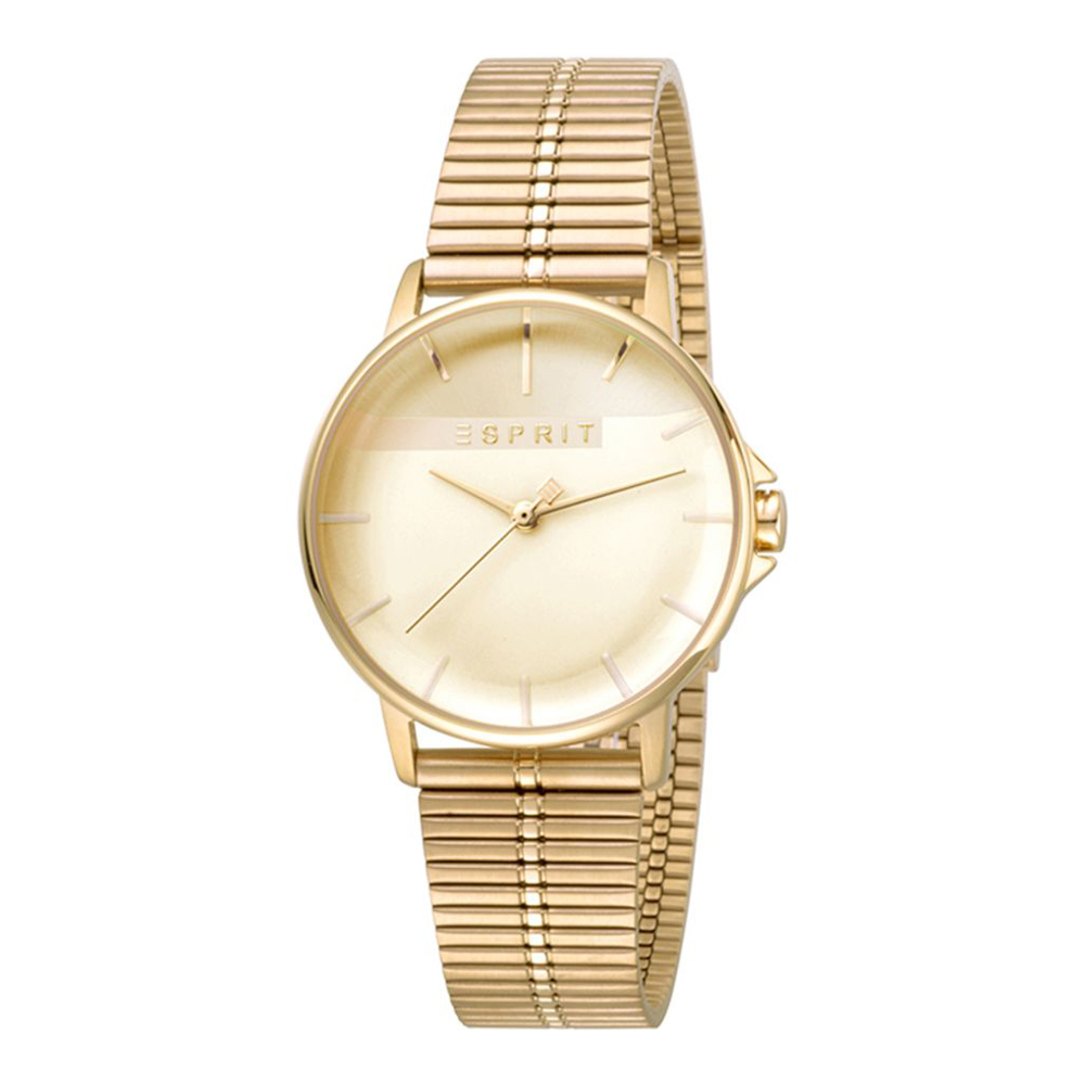 Esprit ES1L065M0075 Fifty-Fifty Gold MB Ladies Watch