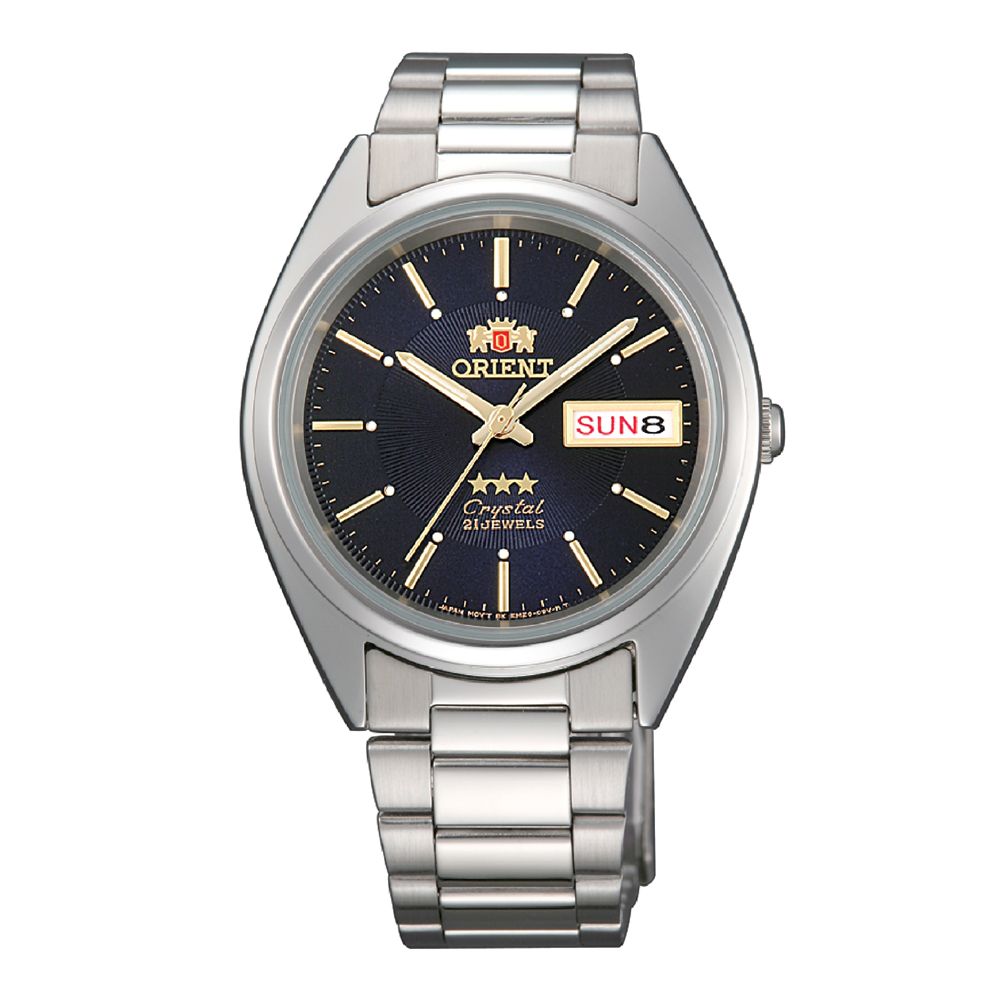 Orient 3 Star Automatic FAB00006D9 Mens Watch