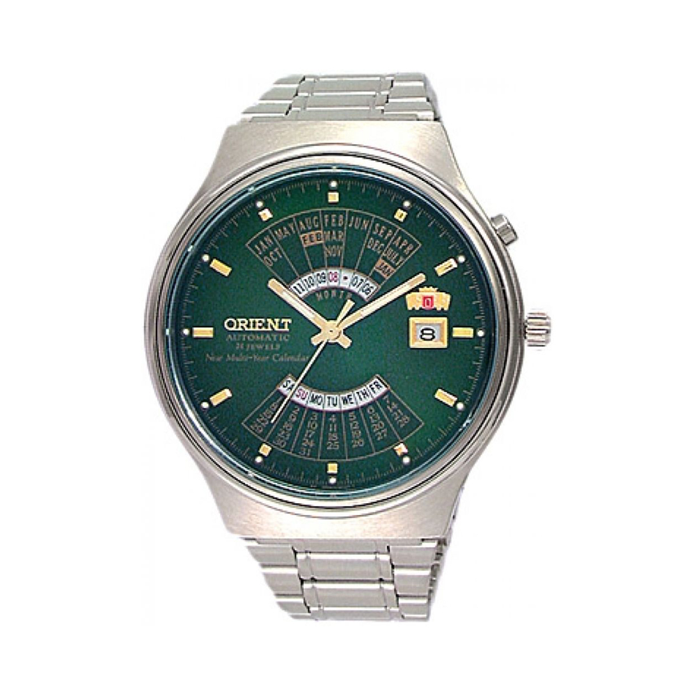 Orient Multi Year Calendar Automatic FEU00002FW Mens Watch