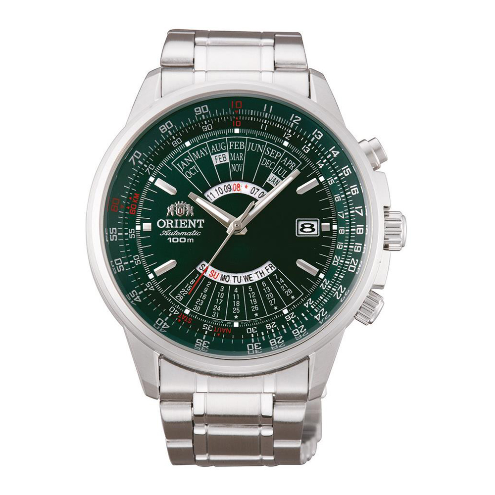 Orient Multi Year Calendar Automatic FEU07007FX Mens Watch