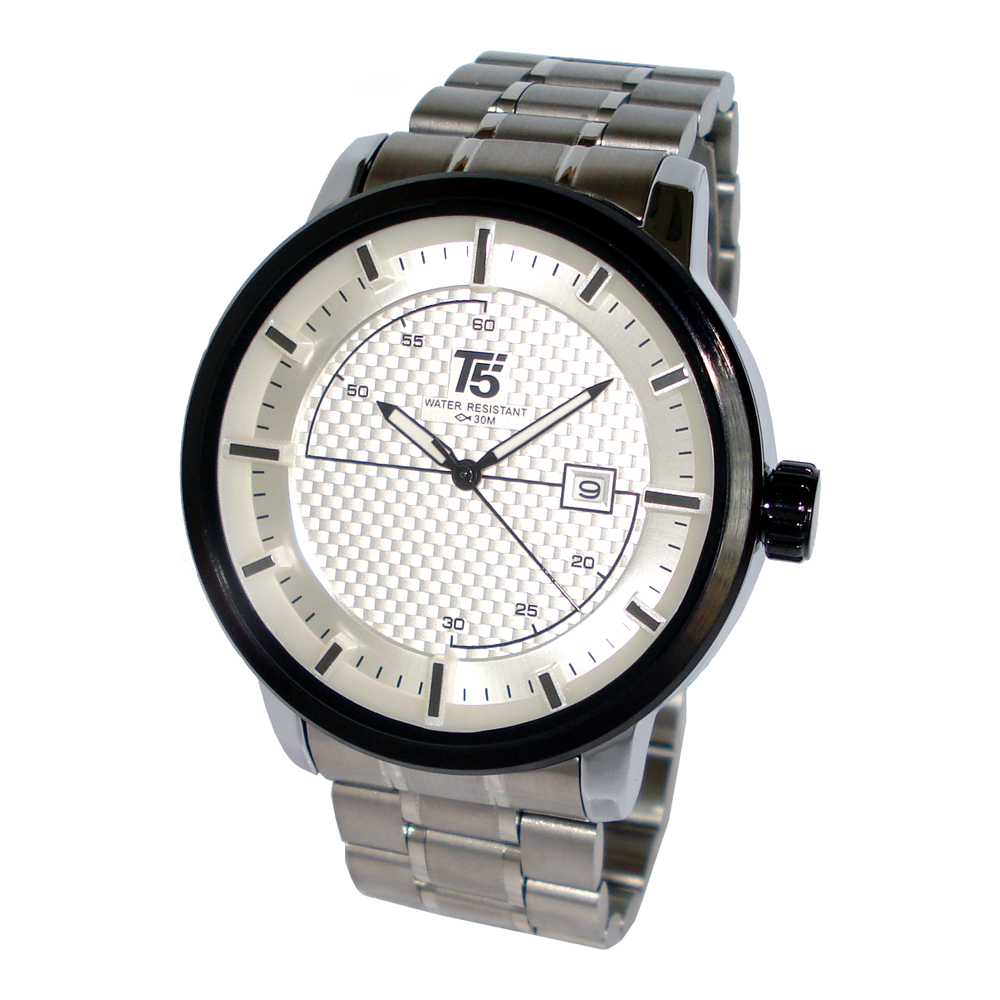 T5 sports time H3556G-SSSS Mens Watch