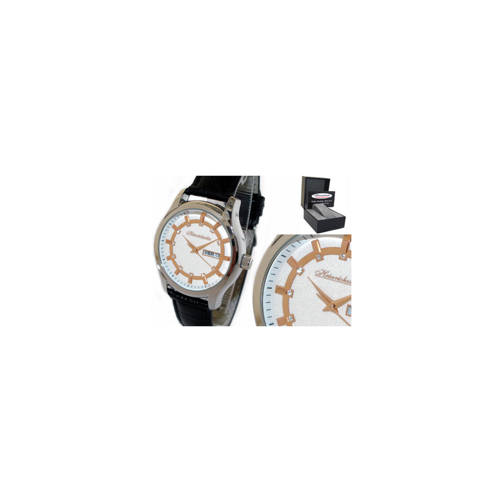 HEINRICHSSOHN Florenz White HS1001 Ladies Watch