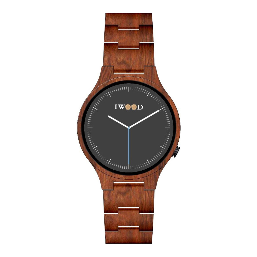 Iwood Real Wood Mens Watch IW18441002
