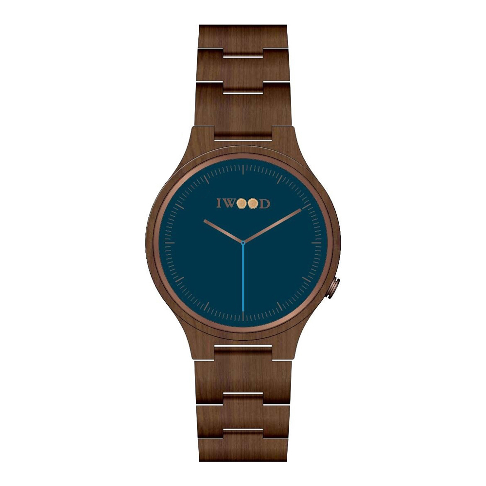 Iwood Real Wood Mens Watch IW18441004