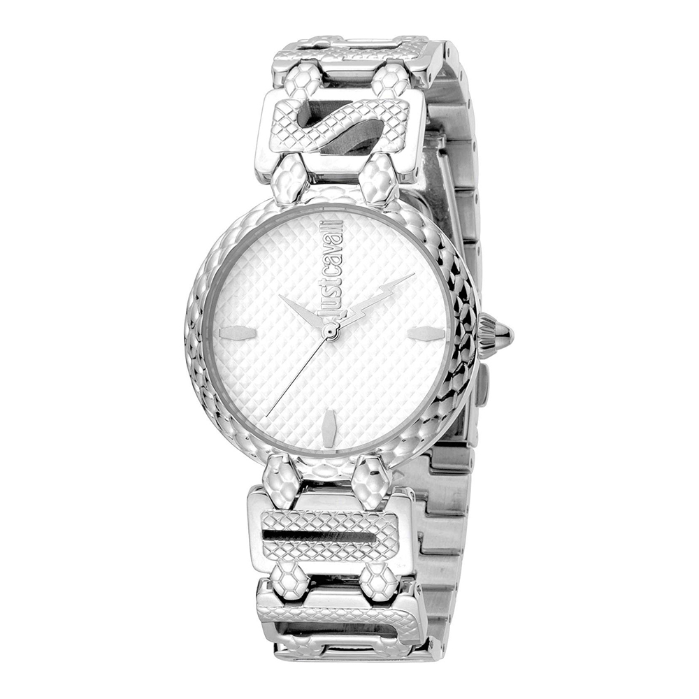 Just Cavalli Logo JC1L056M0015 Ladies Watch