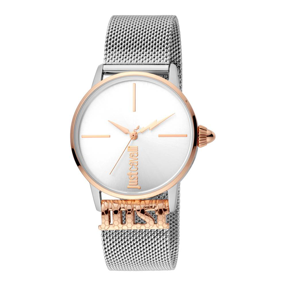 Just Cavalli Logo Base JC1L078M0055 Ladies Watch