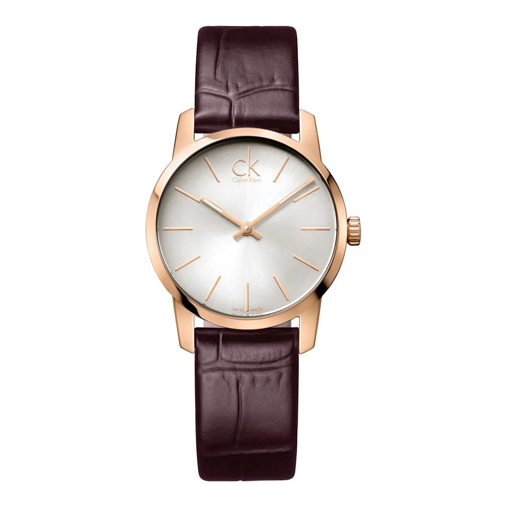 Calvin Klein City K2G23620 Ladies Watch