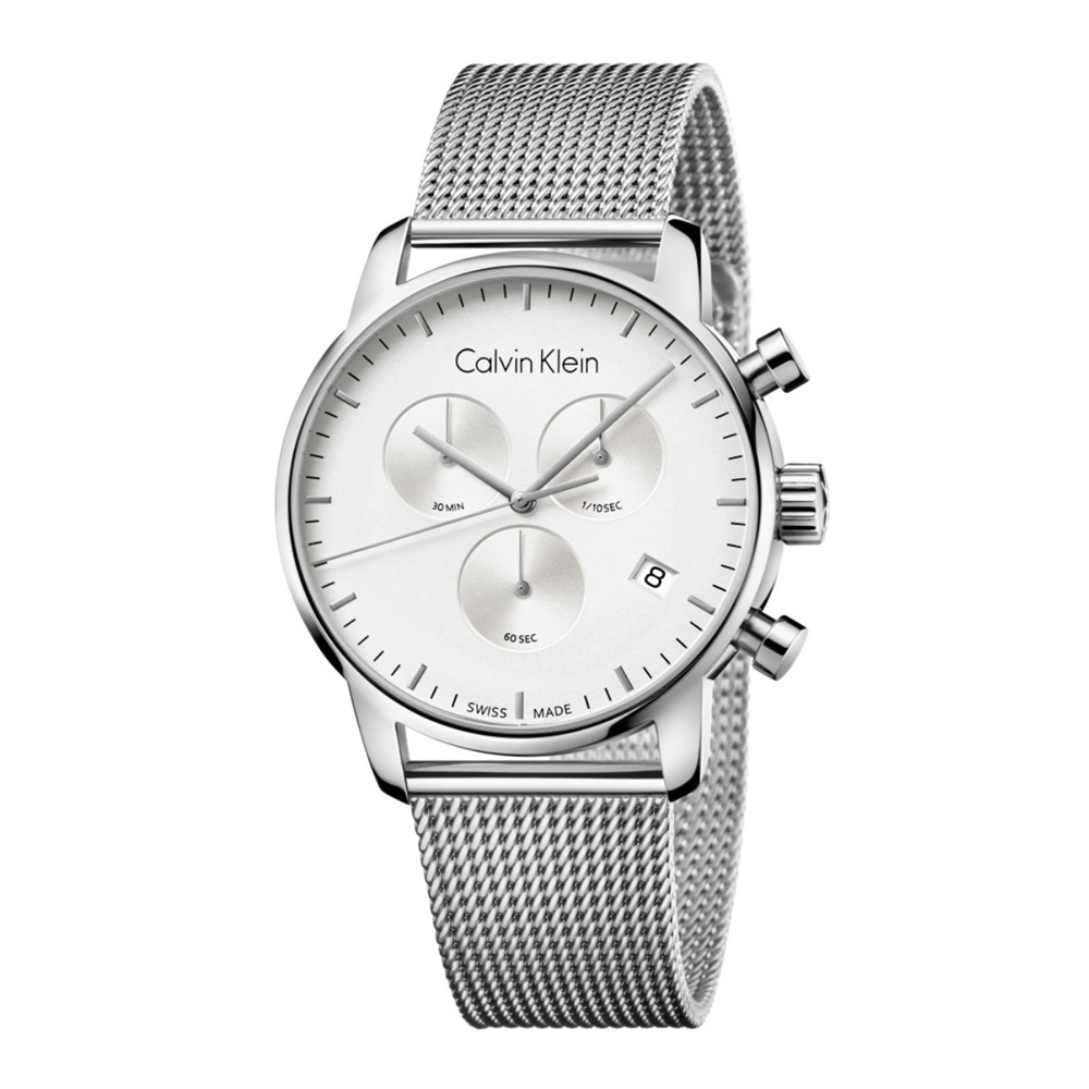 Calvin Klein City K2G27126 Mens Watch Chronograph