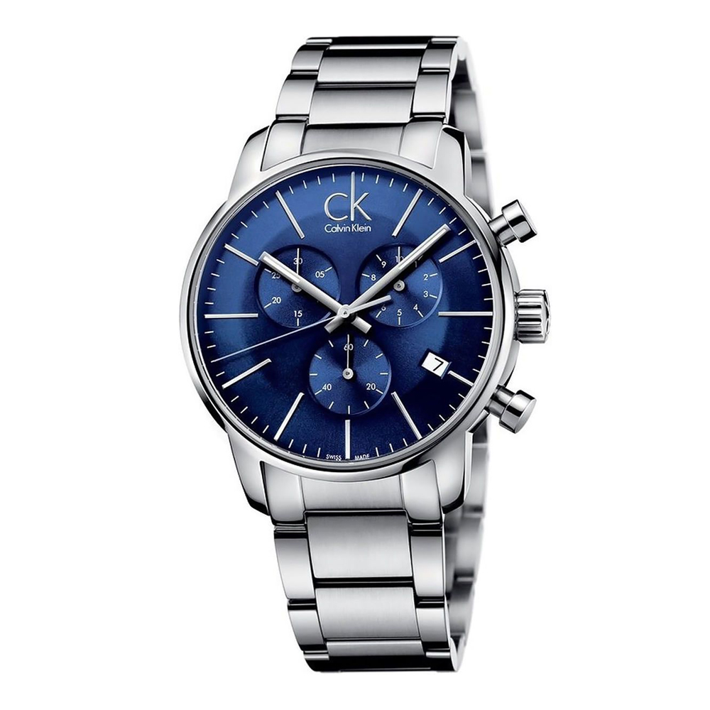 Calvin Klein City K2G2714N Mens Watch Chronograph