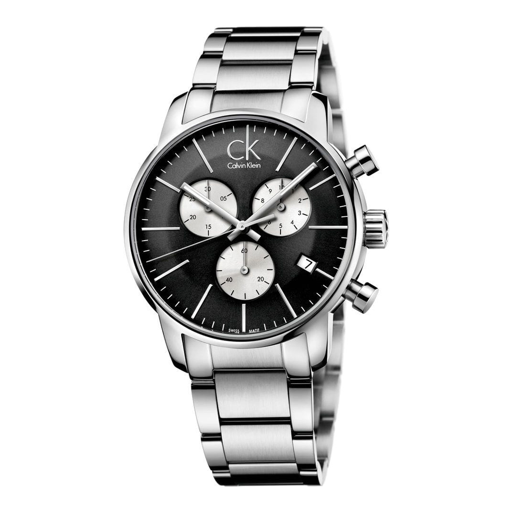 Calvin Klein City K2G2714X Mens Watch Chronograph