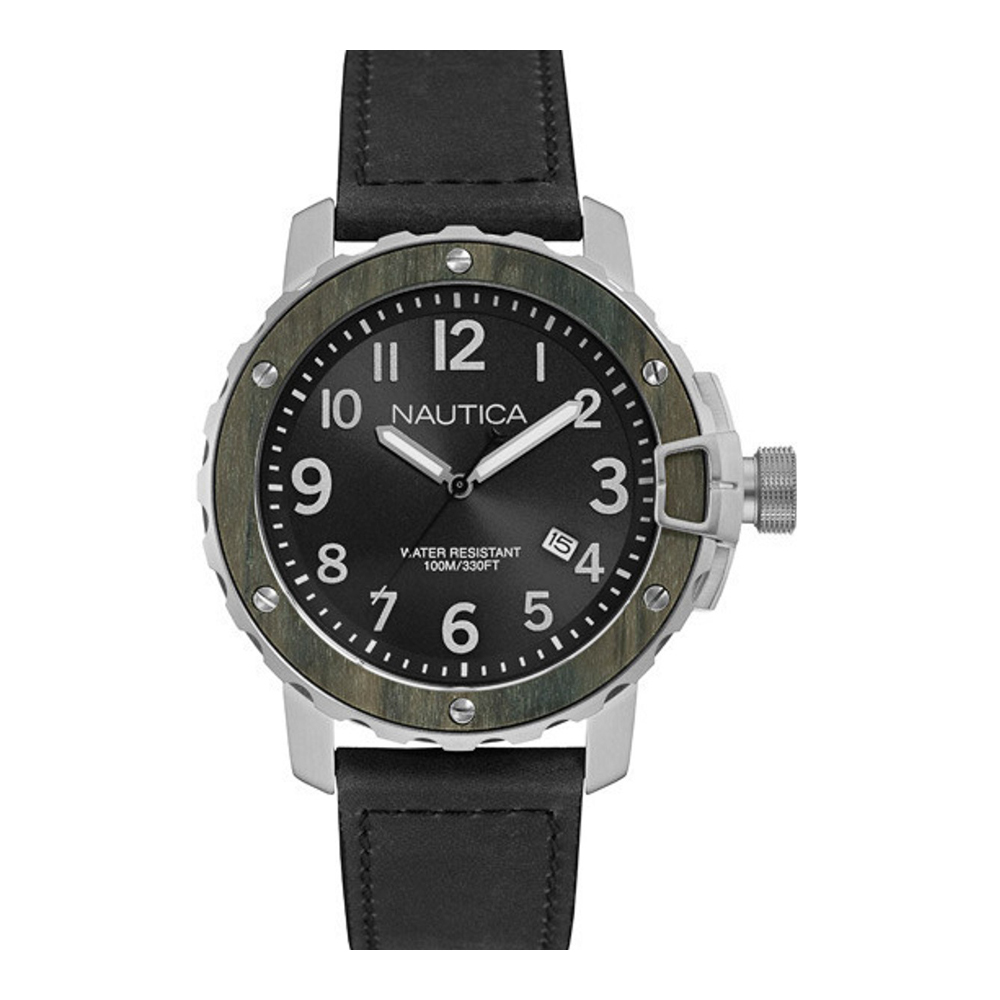 Nautica NMS NAD15011G Mens Watch