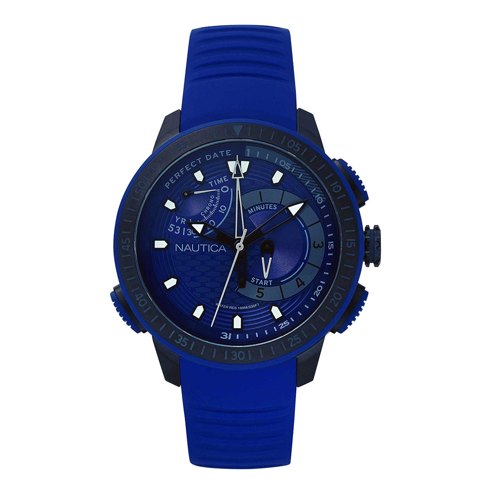 Nautica Cape Town NAPCPT002 Mens Watch Chronograph