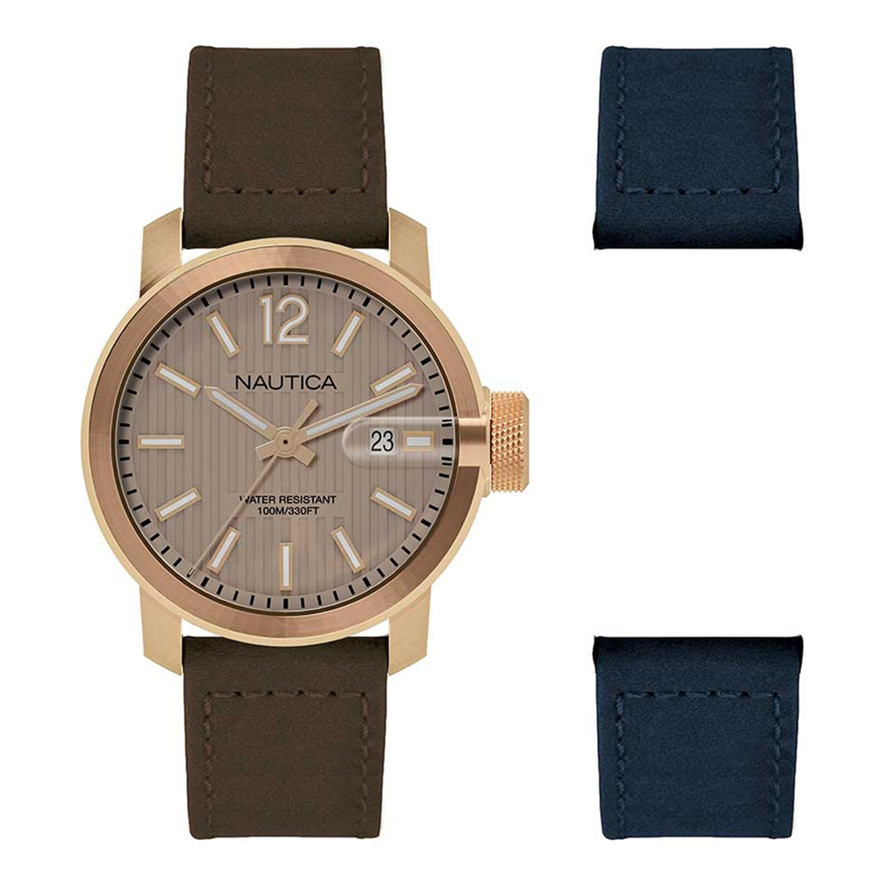 Nautica Houston NAPSYD013 Mens Watch