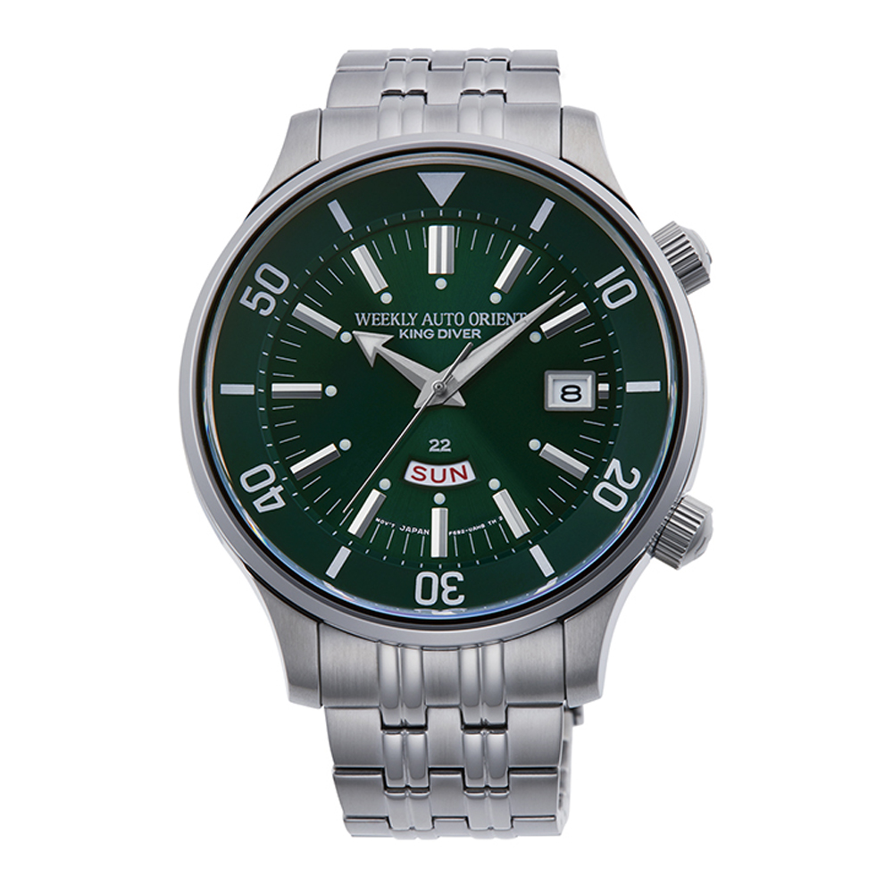 Orient King Diver Automatic RA-AA0D03E1HB Mens Watch
