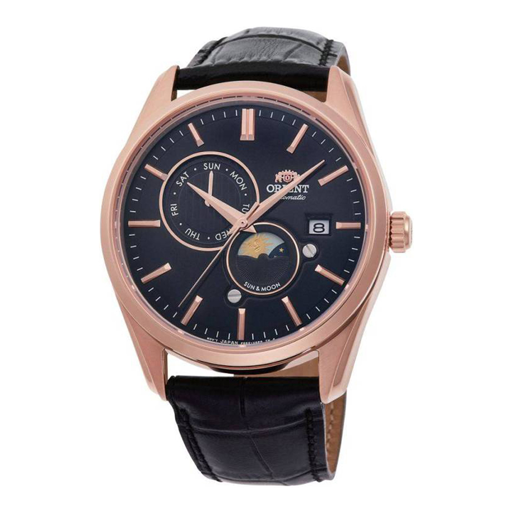 Orient Sun and Moon Automatic RA-AK0304B10B Mens Watch