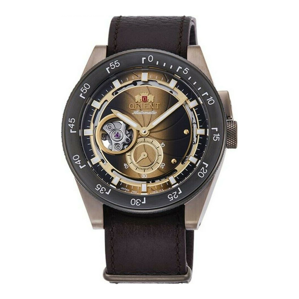 Orient Retro Future Camera Automatic RA-AR0204G00B Mens Watch