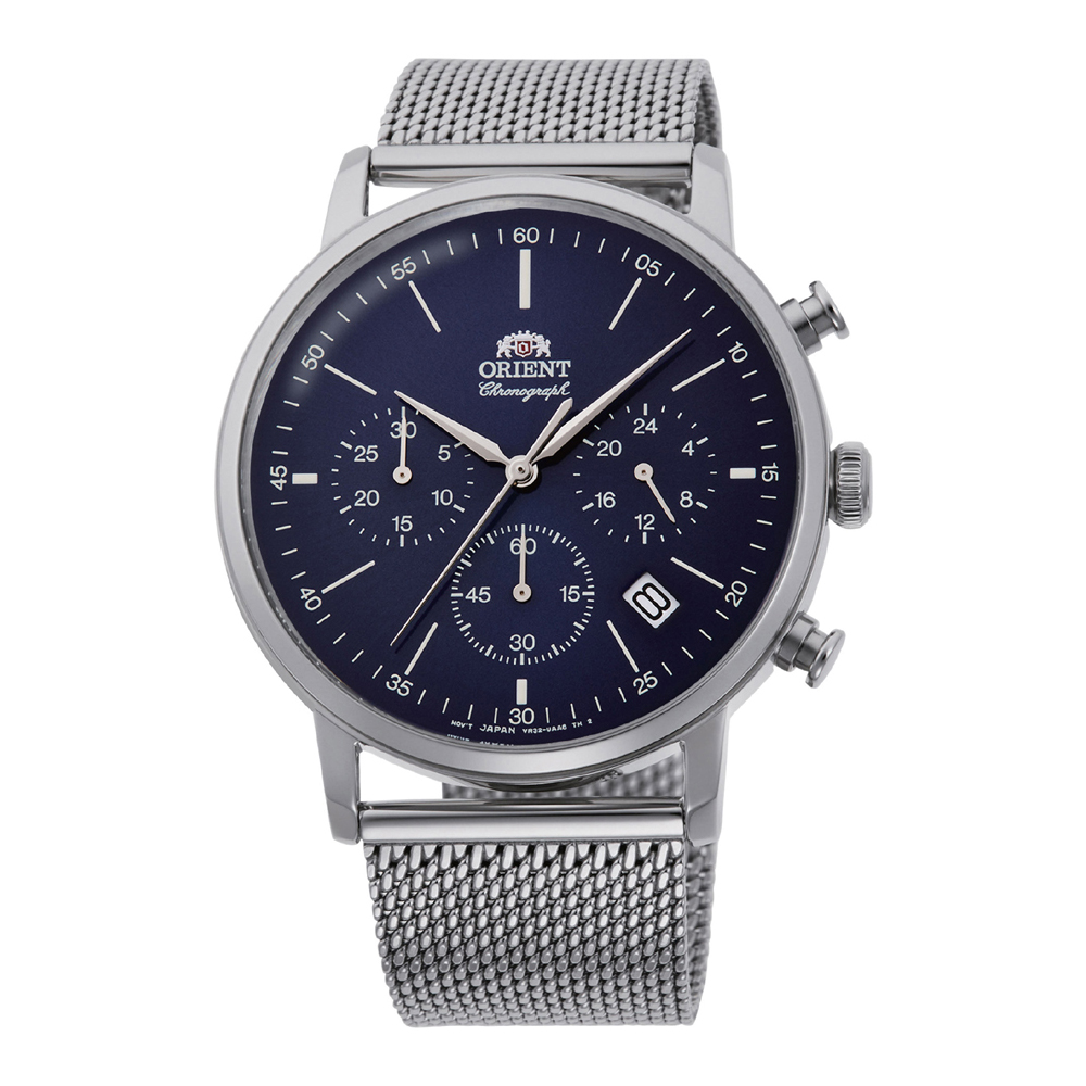 Orient Classic RA-KV0401L10B Mens Watch Chronograph