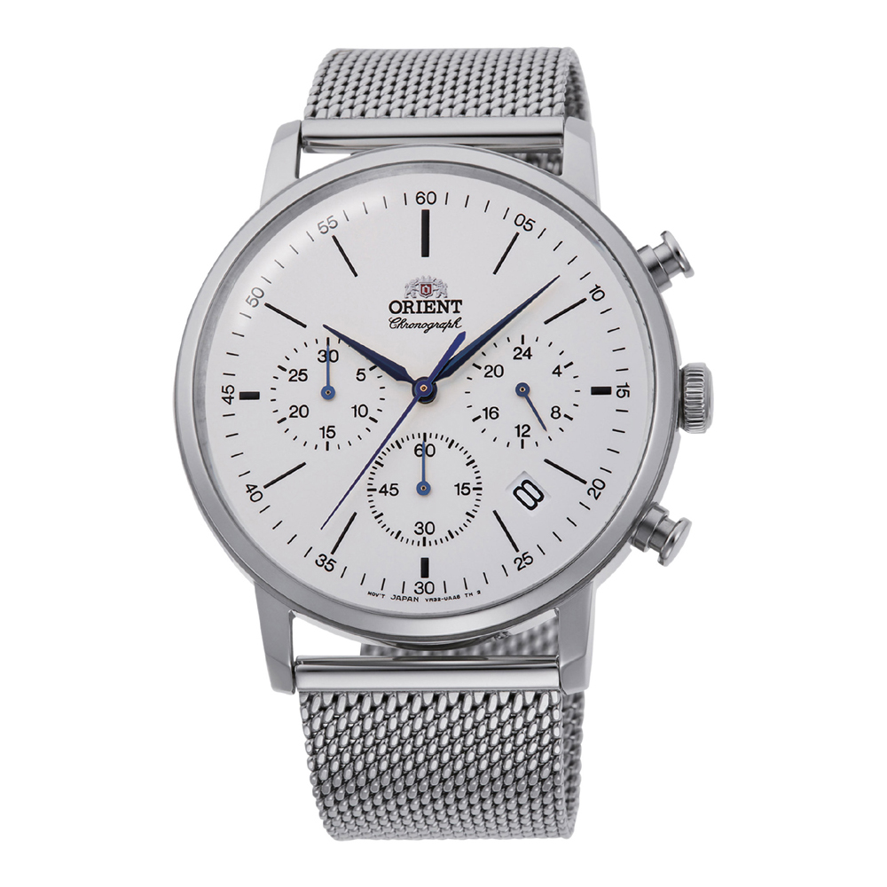 Orient Classic RA-KV0402S10B Mens Watch Chronograph