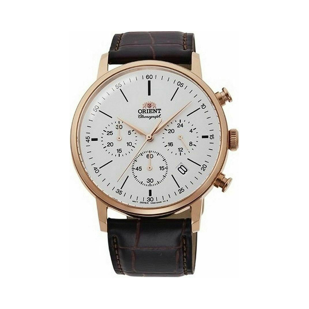Orient Classic RA-KV0403S10B Mens Watch Chronograph