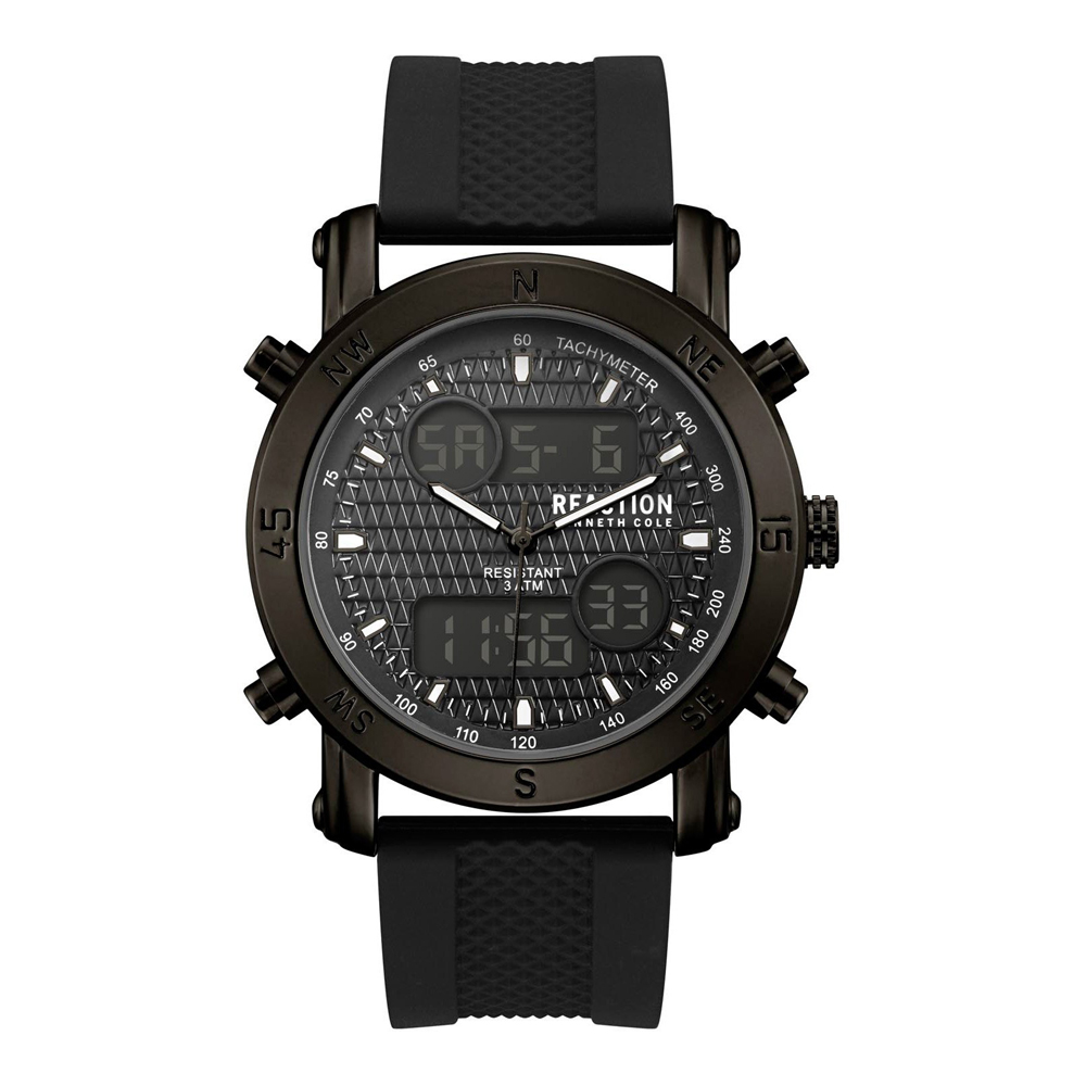 Kenneth Cole Reaction RKC0217008 Mens Watch Chronograph