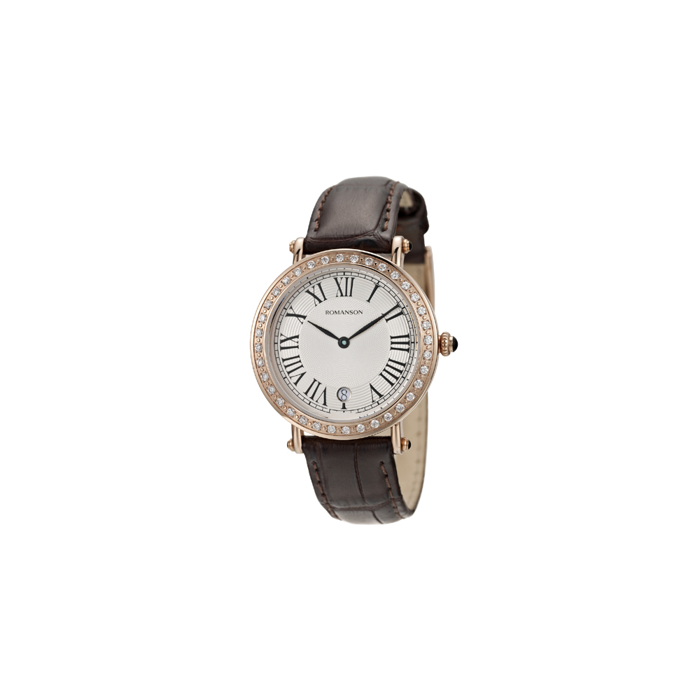 Romanson Classic RL1253QL1RA12B Ladies Watch