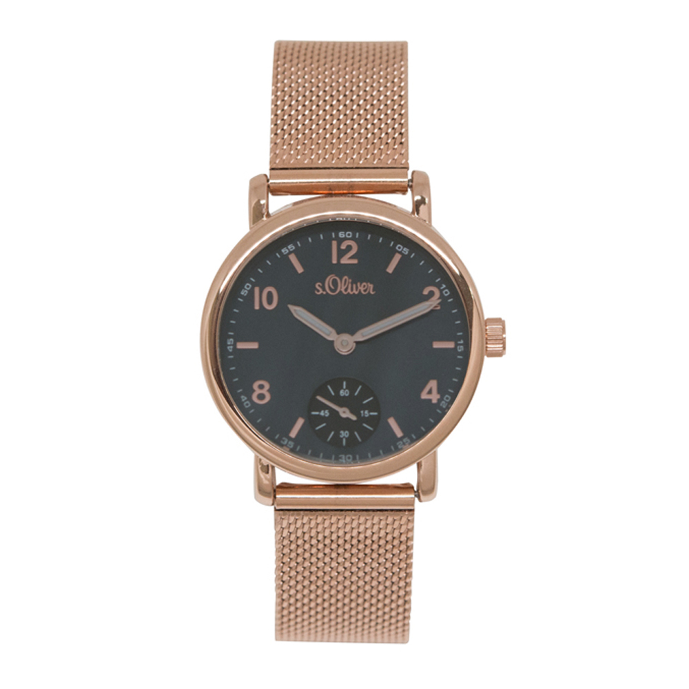 s.Oliver SO-15096-MQR Ladies Watch