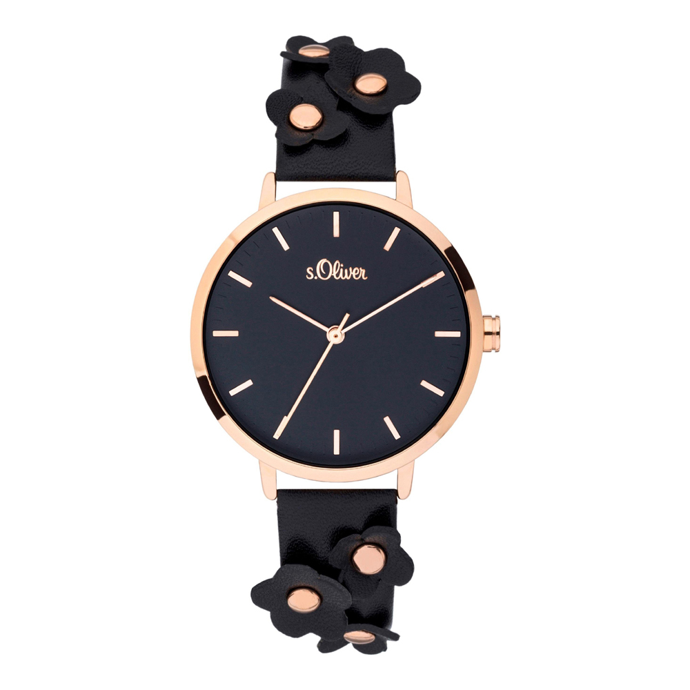s.Oliver SO-3700-LQ Ladies Watch