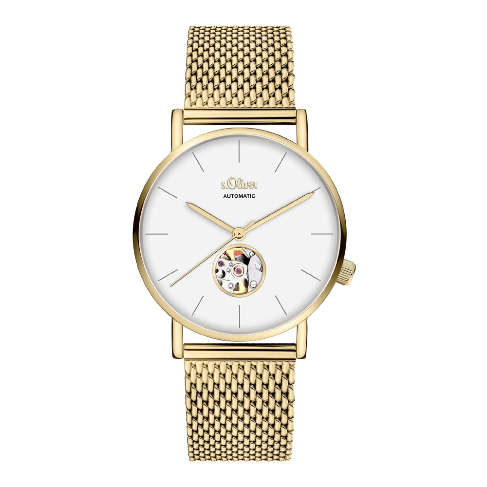 s.Oliver SO-3946-MA Ladies Watch