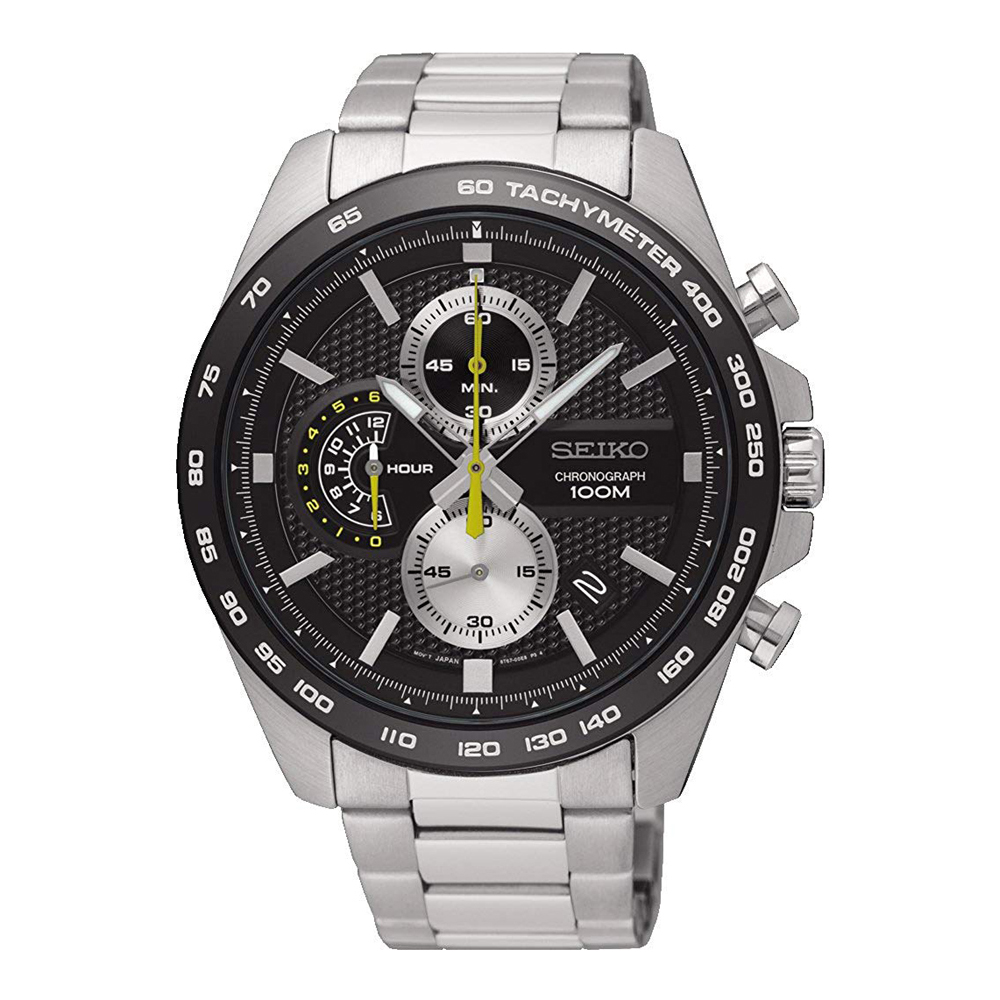 Seiko Neo Sports SSB261P1 Mens Watch Chronograph