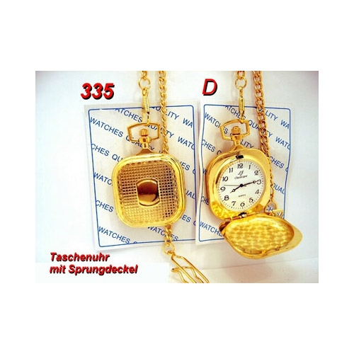 Unisex Pocket Watch SUG-986
