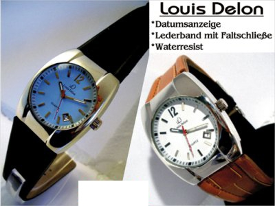 Louis Delon Mens Watch SUQ-558