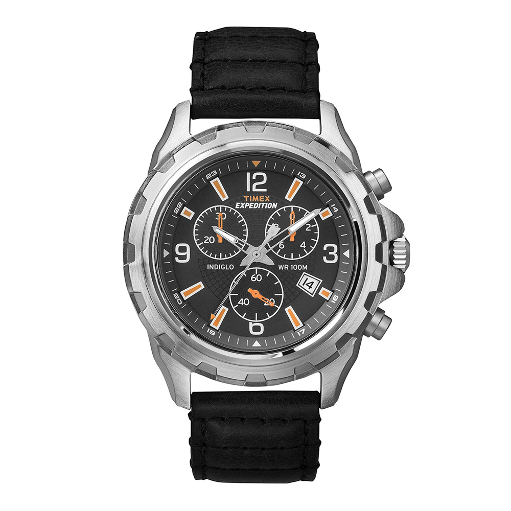 Timex Expedition Rugged T49985 Herrenuhr Chronograph