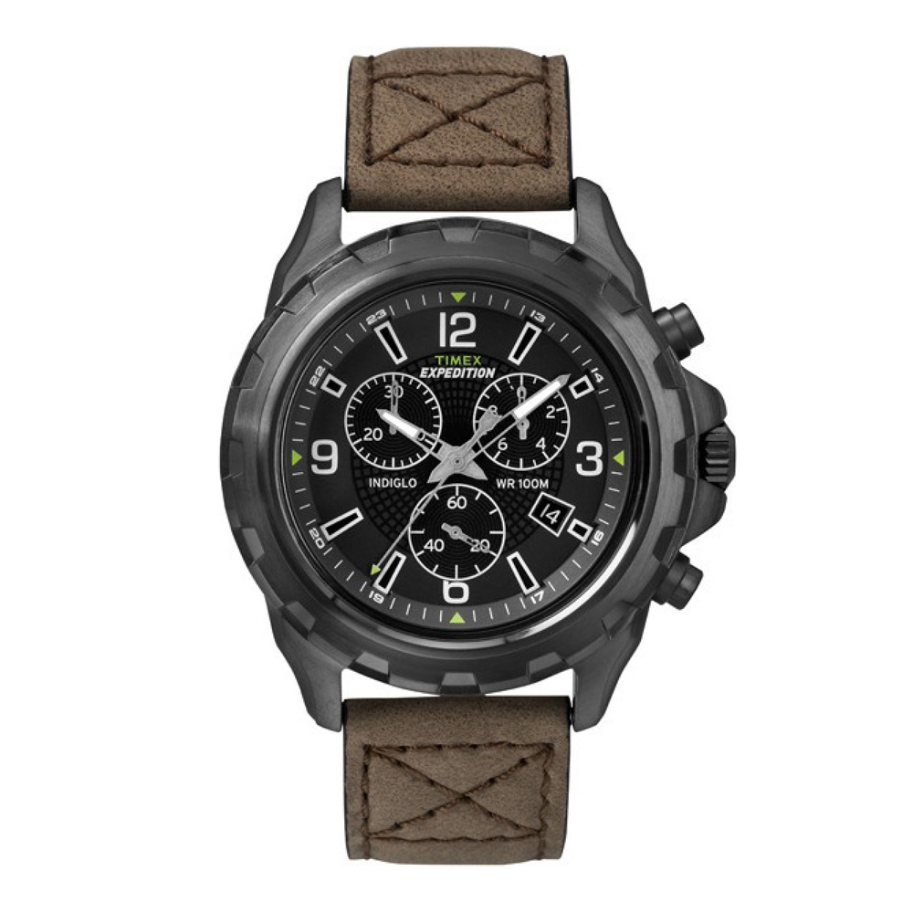 Timex Expedition Rugged T49986 Herrenuhr Chronograph