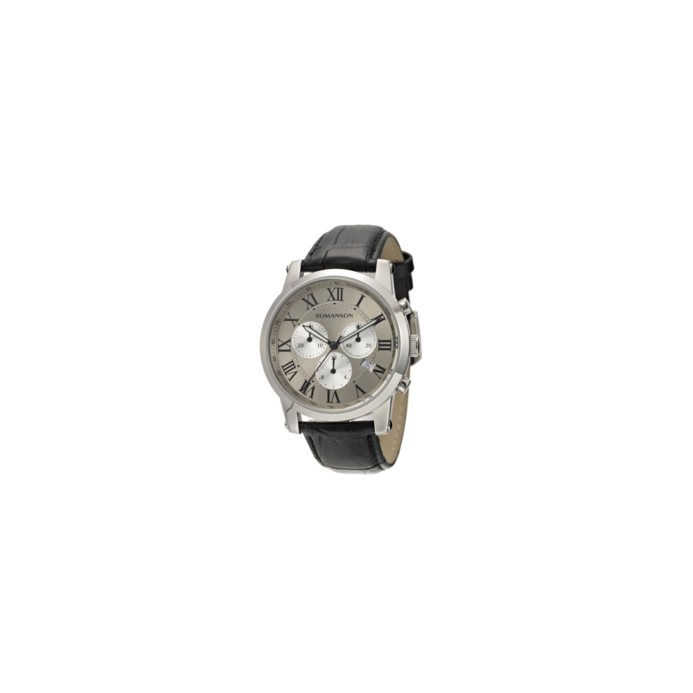 Romanson Sports TL0334HM1WBA5B Mens Watch Chronograph