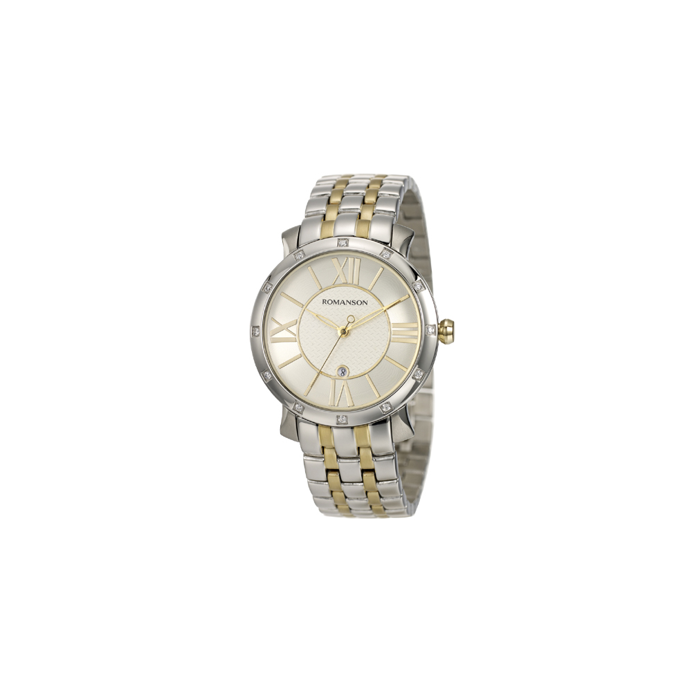 Romanson Modern TM1256QL1CA11G Ladies Watch