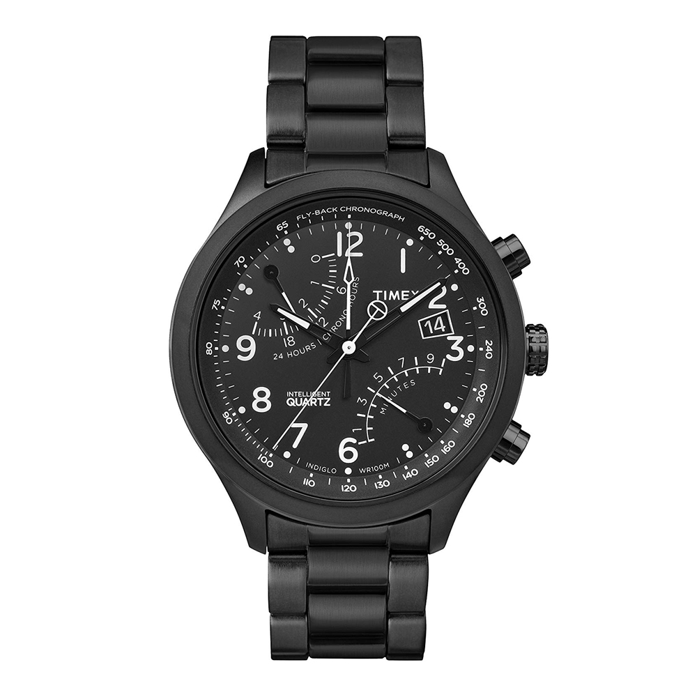 Timex Intelligent Quartz TW2P60800 Mens Watch Chronograph